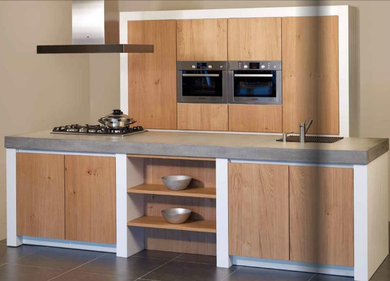 Landelijke Keuken Met Schiereiland : Tijdloze keukens – KeukenHuiz