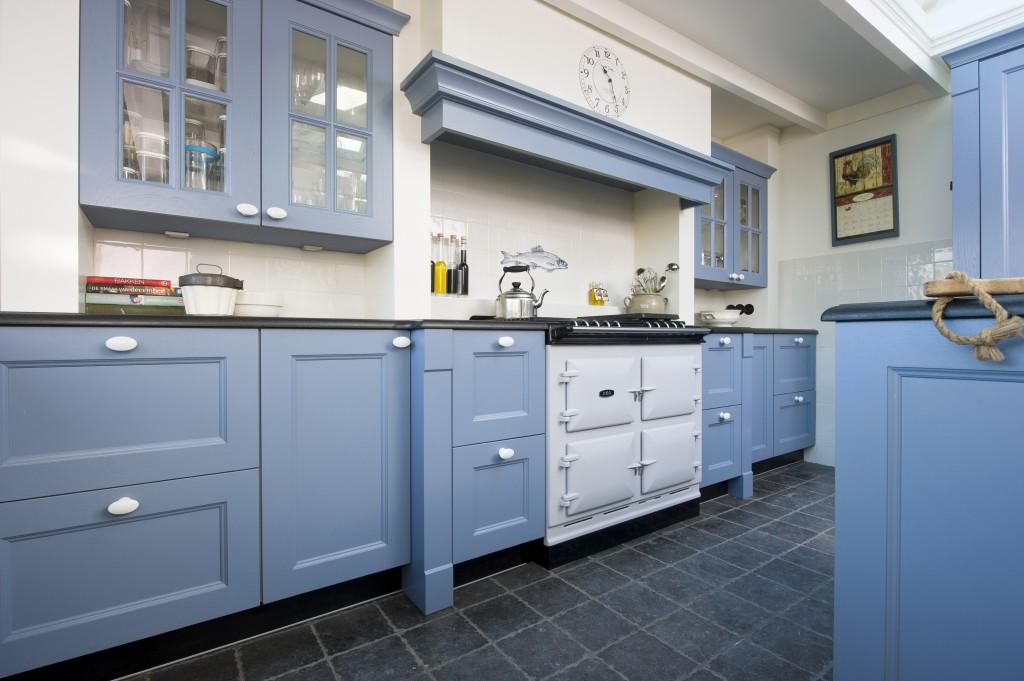 Landelijke keuken schouwen klassieke keukens beleef je bij keukenhuiz in de westereen friesland - De klassieke keuken ...