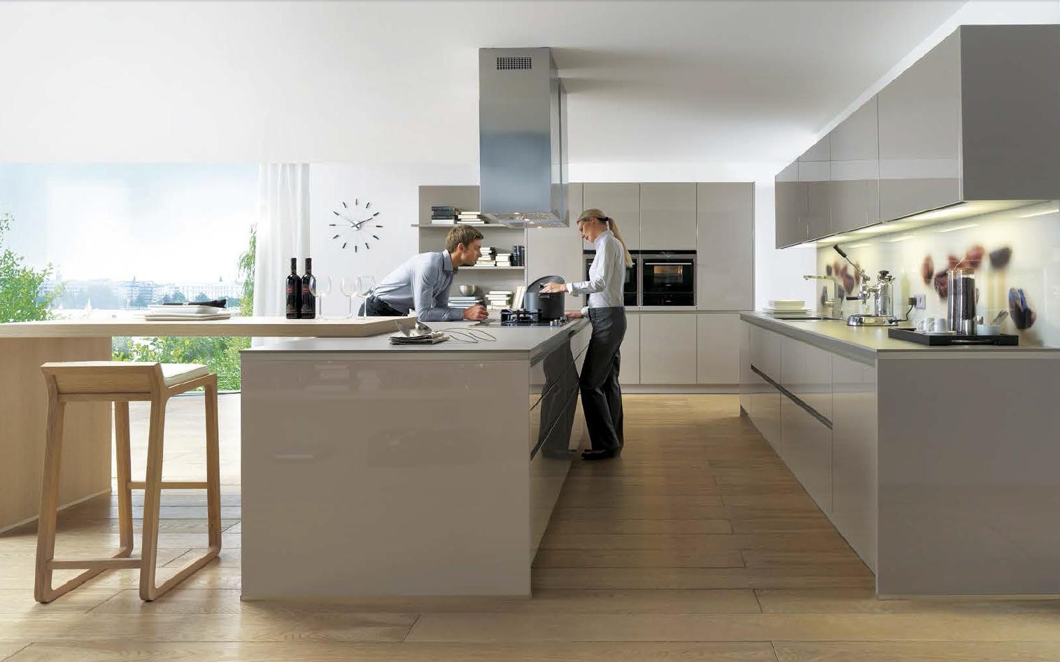 Tijdloze keukens keukenhuiz - Keuken kleur ...