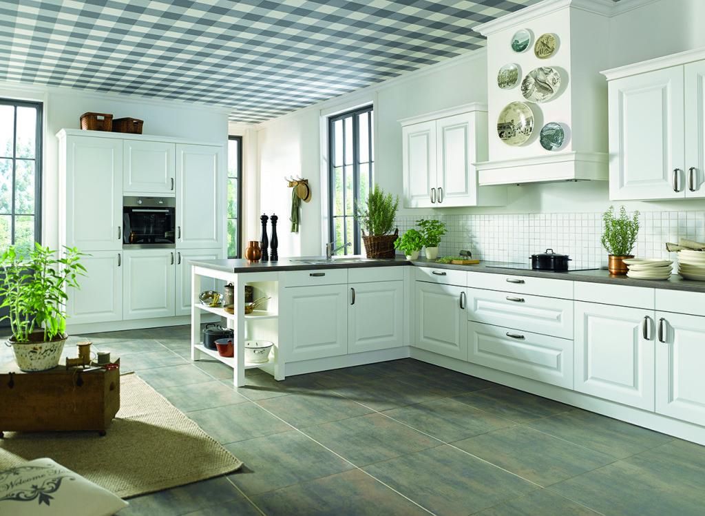 Landelijk Romantisch Interieur : Landelijke keukens beleef je bij keukenhuiz in friesland