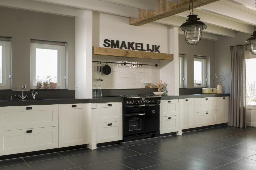 Landelijke keukens beleef je bij keukenhuiz in friesland - Keuken m ...