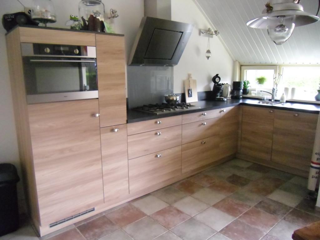 Een mooie en praktische keuken in Kootstertille