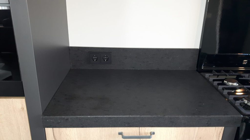 Stoere Keuken Grey : Stoere keuken in wouterswoude keukenhuiz