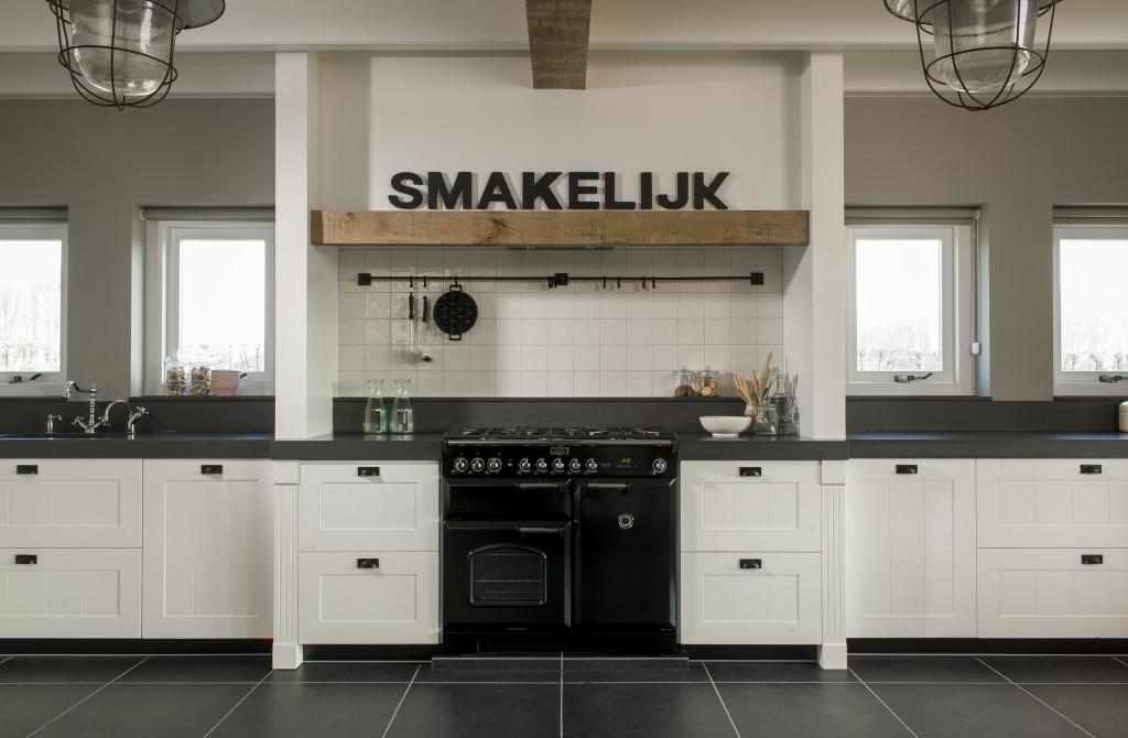 Genoeg Landelijke keukens beleef je bij KeukenHuiz in Friesland &KJ37